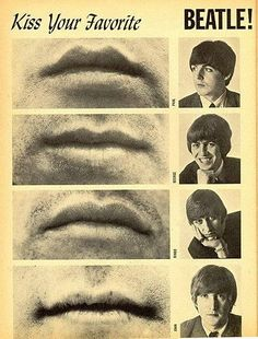 I can identify each Beatle by specific facial features. What's YOUR super power? :P