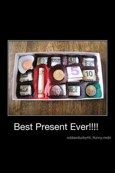 Best gift idea!