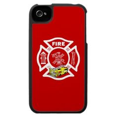Yellow Fire Truck Rescue Iphone