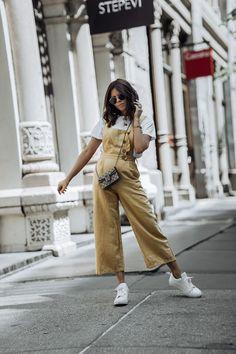 9656142f980 Yellow. Gucci Mini BagYellow JumpsuitZara ...