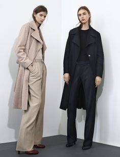 Filippa K AW15, The Ina coat -perfect coat for fall