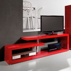 Dale un aire diferente a tu hogar con las rebajas de Demarques Tv Unit Interior Design, Tv Unit Furniture Design, Home Decor Furniture, Tv Showcase Design, Living Room Tv Unit Designs, Tv Stand Designs, Tv Wall Decor, Home And Deco, Decoration