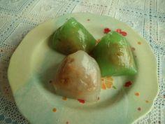 How to make Crystal Peanut Dumplings (花生冰粽)