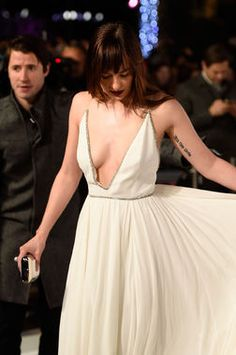 Dakota Johnson's art tattoo preaches something every mom can appreciate