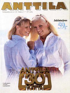 Anttila, Postimyyntikuvasto 1982/1