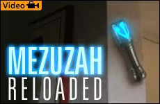 Think a Mezuzah is just for hanging on your wall? Think again.