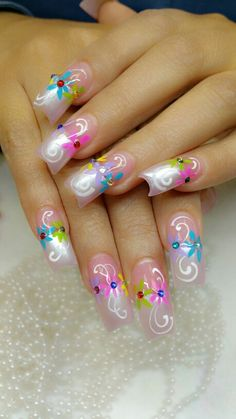 Sweet factory nails