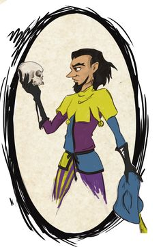 Clopin - The Hunchback of Notre Dame