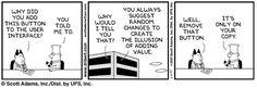 UI Dilbert