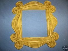 Friends tv show frame.  $35 on ebay cabesa_roja