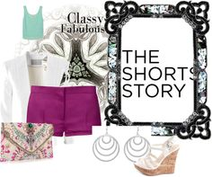 """Around the town"" by donna-grannum-baylor on Polyvore"