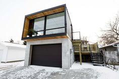 Honomobo - Modulares Container Haus