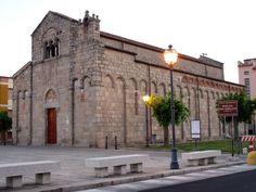 Olbia Basilica di San Simplicio