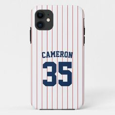 Fully Editable Colors Baseball Jersey Stripes Name iPhone 11 Case #education #men #outdoors baseball crafts, baseball art, baseball bat, back to school, aesthetic wallpaper, y2k fashion Famous Baseball Quotes, Baseball Jerseys, Baby Baseball, Baseball Tips, Baseball Art, Baseball Treats, Iphone 11, Iphone Cases, Game Quotes