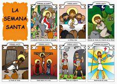 SGBlogosfera. Amigos de Jesús: LA SEMANA SANTA EN 7 VIÑETAS