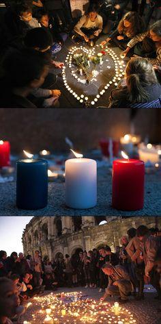 La France en pleurs