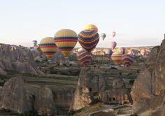 Capadoccia, Turkey, 2010