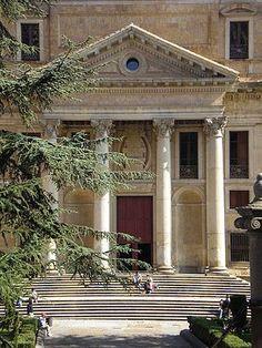 Palacio Colegio Anaya, Salamanca España.