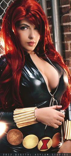 Mariedoll cosplay tits gif