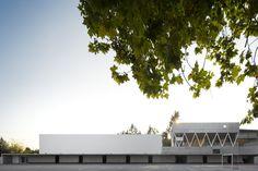 Escola Básica e Secundária de Sever Do Vouga / Pedro Domingos Arquitectos, © Fernando Guerra   FG+SG