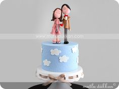 İLERİ SEVİYE FİGÜR KURSU Fondant Cake Toppers, Fondant Cakes, Cupcake Cakes, Bridal Shower Crafts, Pictures Of Love Couple, Fondant Decorations, 3d Cakes, Taste Buds, Cake Cookies