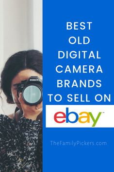 Selling old digital cameras on eBay can make money fast! These are hot selling items on eBay and the sell for a lot of money. #ebayseller #reselling #ebayseller Ebay Selling Tips, Selling Online, Making Money On Ebay, Successful Online Businesses, Small Businesses, Vintage Jewelry Crafts, Blog Planner, Blogger Tips, Digital Cameras