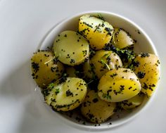 Lun Kartoffelsalat med prikker