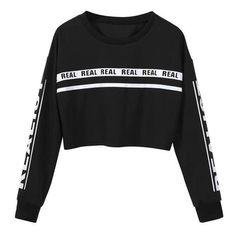 f8120d79d768f REAL Crop Top. Cotton StyleWomen ...