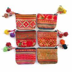 Tela Tribal, Tribal Fabric, Mundo Hippie, Ethnic Bag, Fabric Purses, Boho Bags, Craft Bags, Tapestry Crochet, Upcycled Vintage