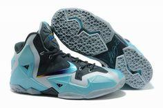 "Nike LeBron 11 ""Gamma Blue"" $87.99 http://www.shopitfire.com"