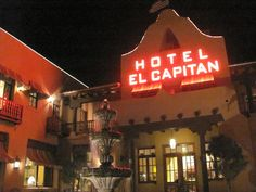 We Are Lodging Tonight In Van Horn Texas En Route To Bend National Park Re Enjoying The Comfort Of Hotel El Capitan A