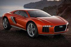 Photographs of the 2013 Audi nanuk quattro concept. An image gallery of the 2013 Audi nanuk quattro concept. Maserati, Bugatti, Ferrari 458, Audi A, Red Audi, Crossover, Carros Audi, Automobile, Motor Diesel