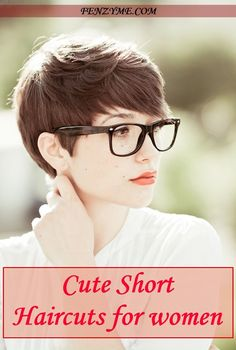 Come; embrace your new appearance with these incredible Cute Short Haircuts for women. You will love these haircuts with your professional pencil skirts or