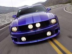 Benutzerdefinierte Mustang Parts