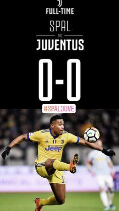 Full-time  #SpalJuve #SerieATim  #FinoAllaFine  ⚽⚪⚫