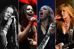 Top 50 Hard Rock + Metal Frontwomen of All Time
