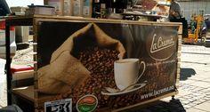 Specialty Coffee, Julemarked, Norge, Vestfold  GRATIS prøvesmaking av fruktig og rund La Crema Julekaffe!