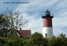 Nauset Light Eastham MA