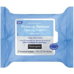 cool Neutrogena Makeup Remover Cleansing Towelettes, Refill Pack, 25-Count (Pack of 6)  Product Features  Pack of six, 25-count each (Total of 150 cleansing towelettes) Ultra soft cloths Patented formula Dissolves all traces of makeup and... http://imazon.appmyxer.com/beauty-products/neutrogena-makeup-remover-cleansing-towelettes-refill-pack-25-count-pack-of-6/