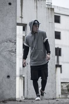 Urbanflavours.pl UrbanFlavours BATB Gray short sleeve hoodie —> GO! http://www.urbanFlavours.bigcartel.com —> GO! http://www.instagram.com/urbanflavours