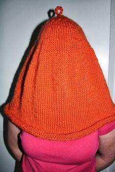 Jaanikan käsityöpaja: Huovutettu saunahattu. Ninja, Knitted Hats, Beanie, Knitting, Fashion, Moda, Tricot, Fashion Styles, Breien