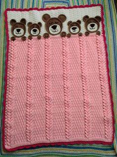 Ravelry: scoobygrl85's CAL Baby Blanket