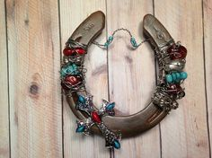 Spiritual Western Horseshoe Decor Lucky by LuckySoleDesigns