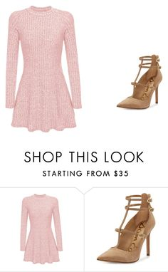 """Untitled #431"" by ootori5sos on Polyvore featuring Sam Edelman"