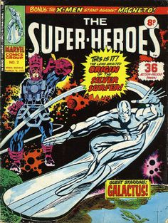 The Super-Heroes 002 [March 15, 1975]
