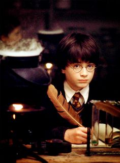 ...how to bottle fame, brew glory, even put a stopper on death. ~ Harry Potter and the Sorcerer's Stone