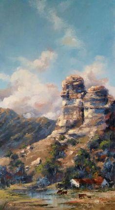 Tanya Jansen Art South African Art, Grand Canyon, Landscapes, Nature, Painting, Travel, Inspiration, Paisajes, Biblical Inspiration