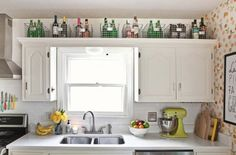 20+ Ways to Squeeze a Little Extra Storage Out of a Small Kitchen