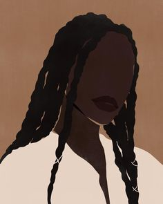 Most current Images beyonce Box braids Strategies Certainly, once not too some time past, when a specialist African-American person will not have cons Art And Illustration, Illustrations, Illustration Fashion, Black Art Painting, Black Artwork, Kunst Inspo, Art Inspo, Art Mignon, Black Girl Art