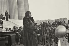 African American Leaders, American Women, African Americans, American Horror, Native Americans, Civil Rights Figures, Marian Anderson, Wade In The Water, Lincoln Memorial